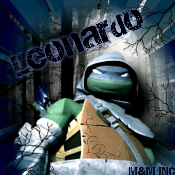 Shinobi Leonardo Tmnt 2012 Vision Quest Fan Art 38091274 Fanpop