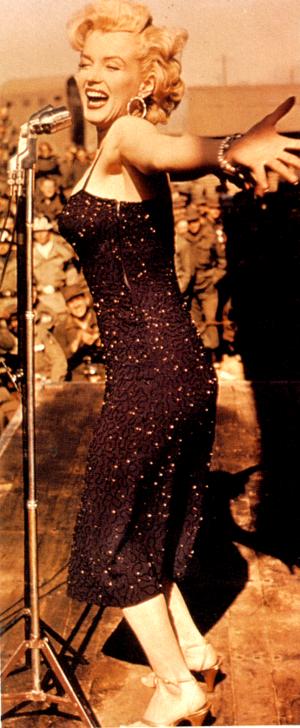 cantar Marilyn Monroe