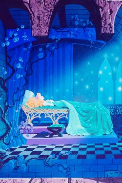 眠れる森の美女