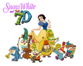 Snow White and the 7D - disney photo