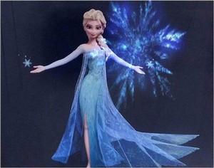 Walt 디즈니 이미지 - Snow 퀸 Elsa