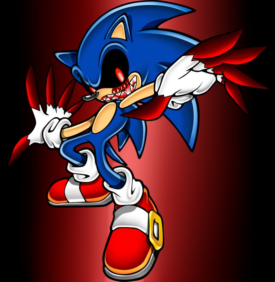 Sonicexeluv Gambar Sonic Exe 3 Hd Wallpaper And Background Foto