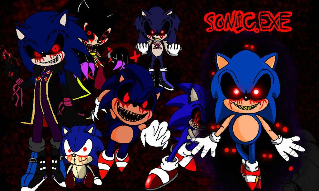 Sonic exe 8D - SonicexeLuv Photo (38058326) - Fanpop