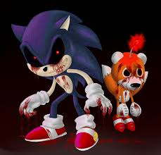Sonic.exe and TD :3