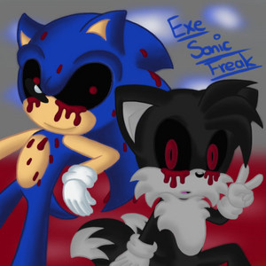 Sonic.exe and Tails.exe :3