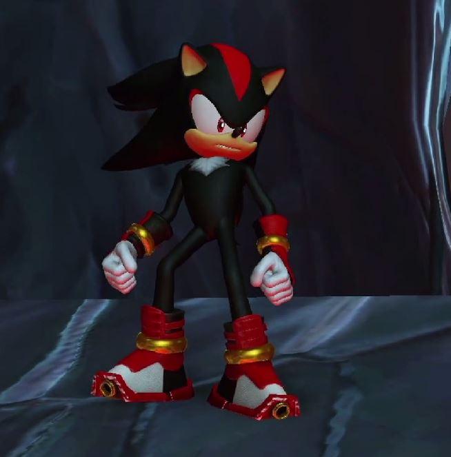 Sonic anda now