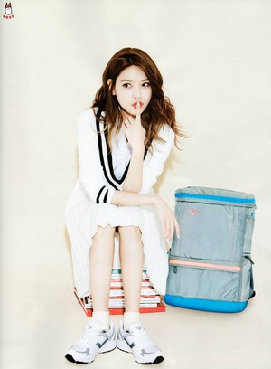 Sooyoung for CeCi 2015