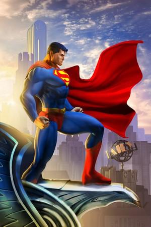 Superman - DC Universe Online.