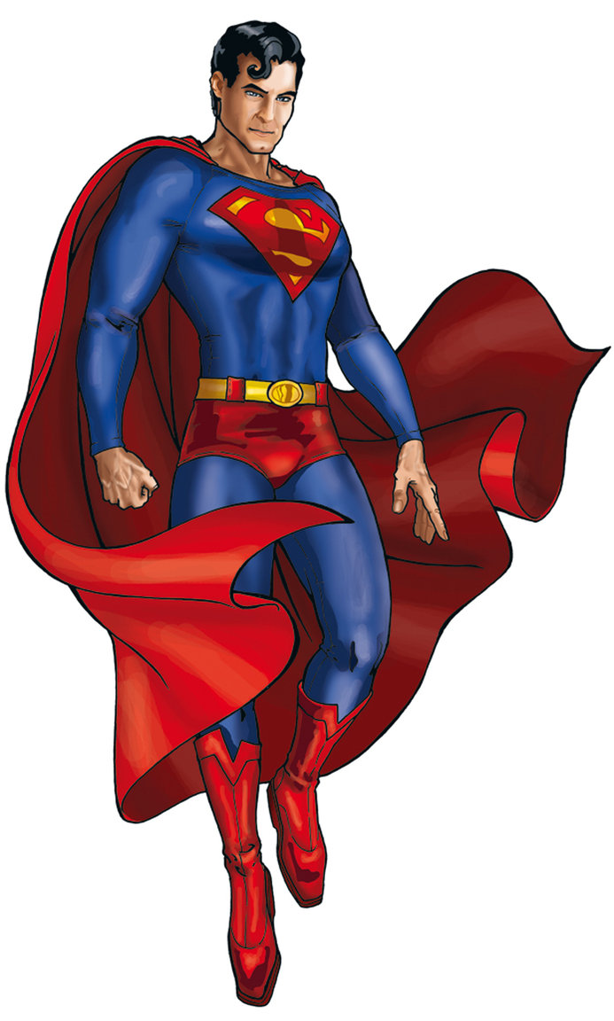 Супермен - Фан Art
