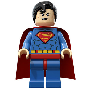 सुपरमैन Lego