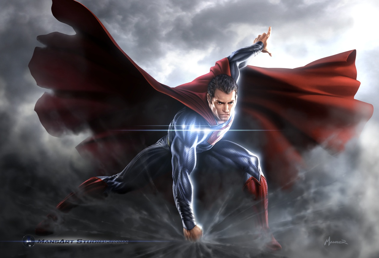 Superman Images Superman Man Of Steel Hd Wallpaper And Background