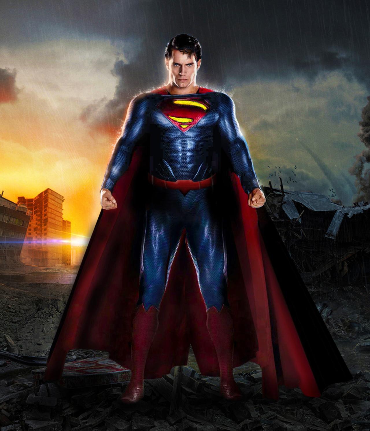 Superman - New 52 Movie