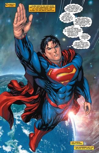 Superman Hintergrund containing Anime called Superman