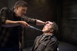 Supernatural 10.10 ''The Hunter Games''
