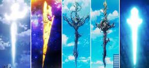 Swords of damocles