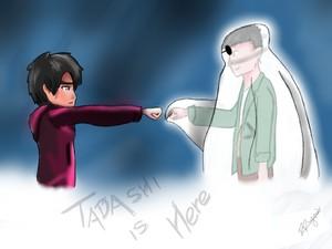 Tadashi is here
