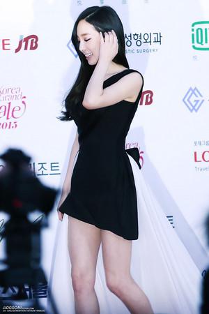 Taeyeon Seoul موسیقی Awards 2015