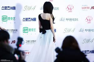 Taeyeon Seoul musik Awards 2015