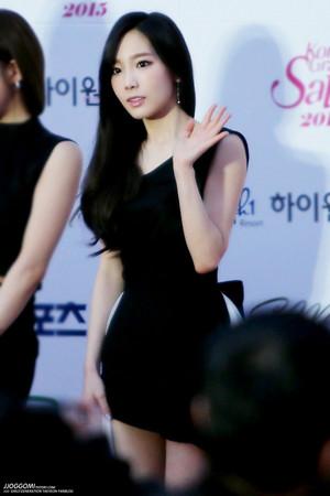 Taeyeon Seoul সঙ্গীত Awards 2015