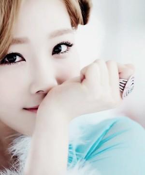 Taeyeon beauty*.*❤ ❥