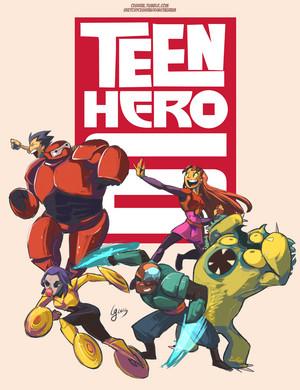 Teen Hero 6