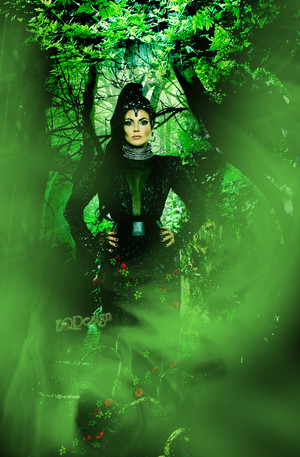 The Evil queen - Spring