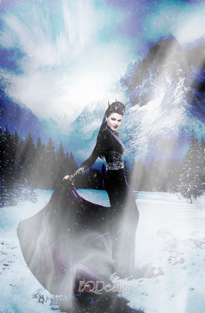 The Evil queen - Winter