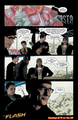 The Flash - Episode 1.10 - Revenge of the Rogues - Comic cuplikan