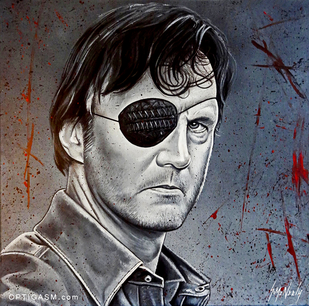 The Governor Painting