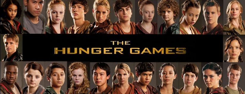 The Hunger Games Tributes