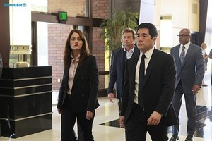 The Mentalist -Episode 7.08- The Whites of His Eyes- Promotional foto's