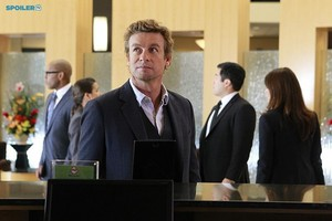 The Mentalist -Episode 7.08- The Whites of His Eyes- Promotional 写真