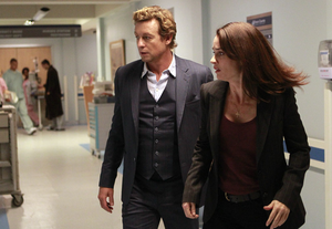 The Mentalist- Episode 7.10- Nothing Cold can Stay- Promotional Picture