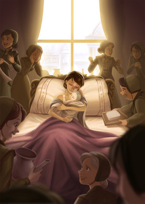 The Princess was born ♥