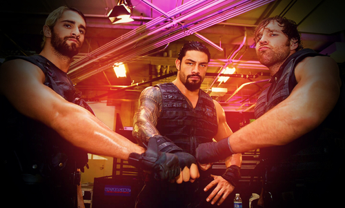 The Shield (WWE) wallpaper titled The Shield