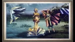 The birth of Venus xD