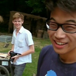 Thomas and Ki Hong Lee