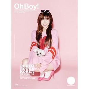 Tiffany BTS cuts for 'Oh Boy!'