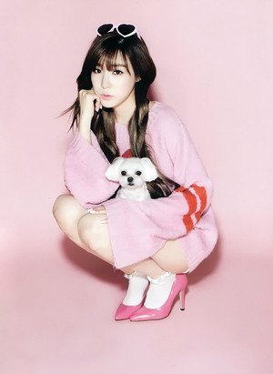 Tiffany – Oh Boy! Korea Magazine Vol.54