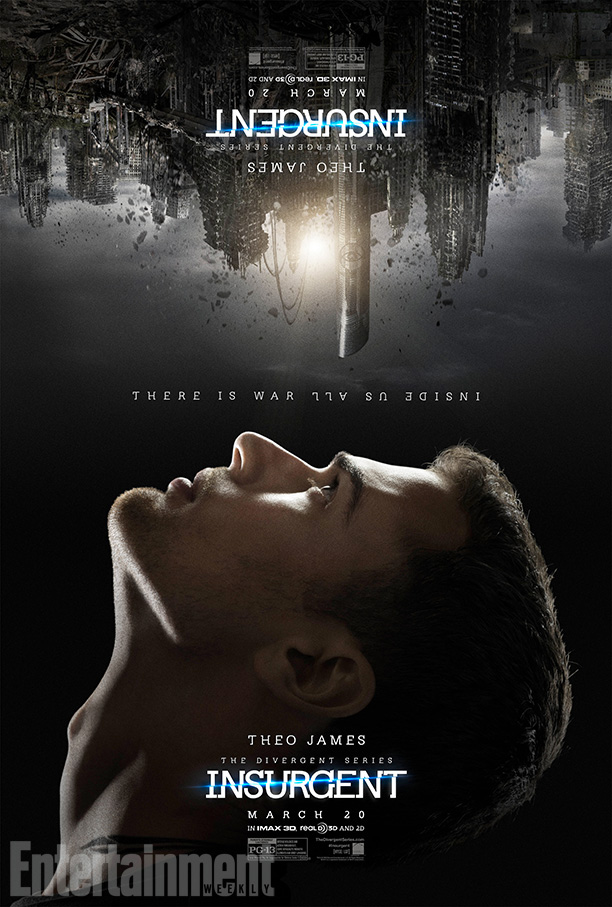 Tobias/Four Insurgent character poster - Insurgent: The ...