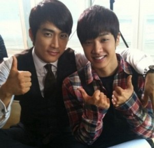 Together with Song Seunghyun in my princess