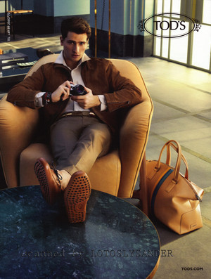 Tom Warren for Tod's Spring/Summer 2014 Campaign