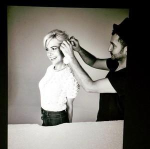 Trendy Studio Photoshoot