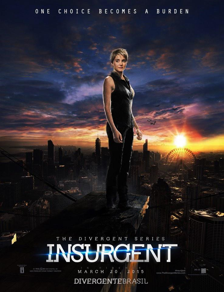 Divergent Series FourBook Paperback Box Set Divergent
