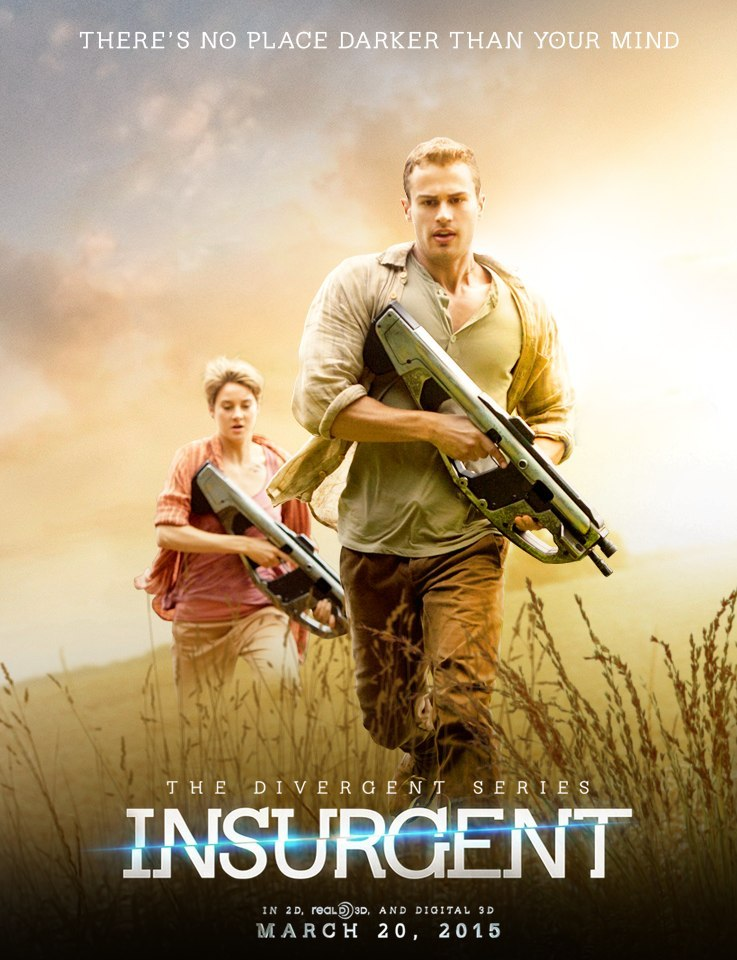 Amazoncom: Insurgent (Divergent Trilogy, Book 2) eBook