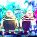 Tweedledee and Tweedledum - alice-in-wonderland-2010 icon
