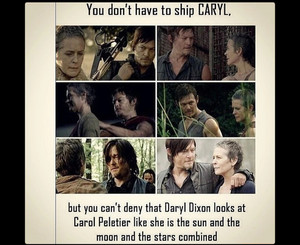 U don't have to Ship Caryl...
