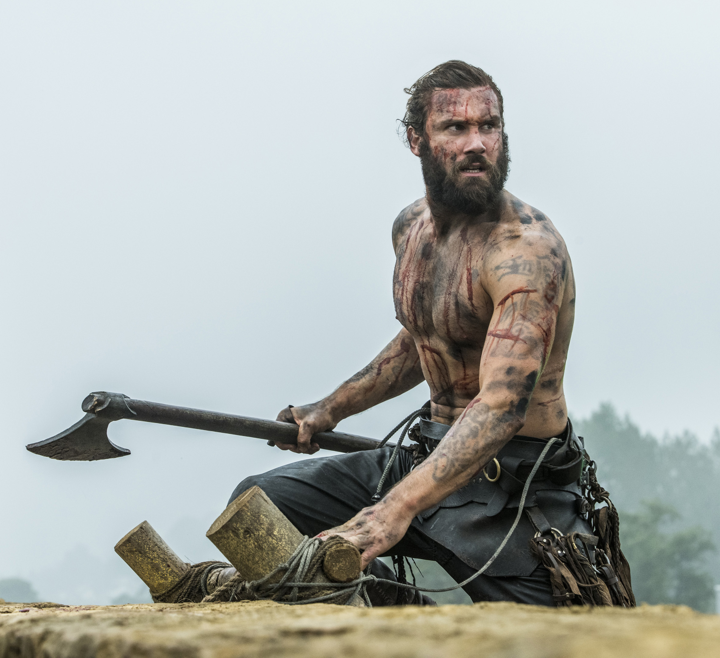 Vikings 3x08 promotional picture  Vikings (tv series - Bald Hairstyles