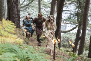 Vikings Season 2 promotional picture