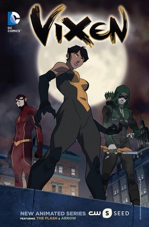 renarde, vixen - New Animated Series